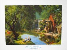 The Good Old Days Art by Paul Detlefsen Paul Detlefsen, Silver Creek, Sale Poster, The Good Old Days, Tree Art, Great Deals, Custom Framing, Online Printing, Poster Prints