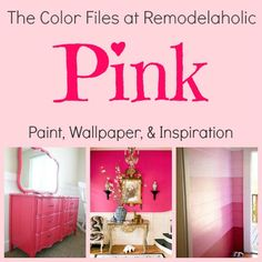 Pink inspiration for