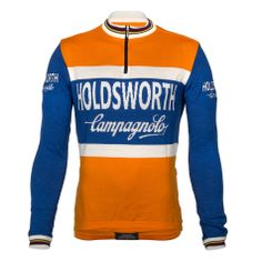 Holdsworth Long Sleeve Merino Jersey Made By Soigneur NZ  681f8810c