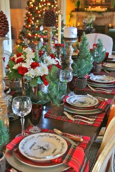 vignette design: 2013 Tablescapes In Review