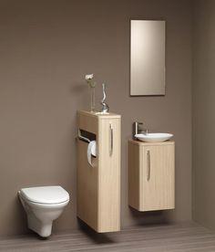 Bányai Pikante Mini - Otthonunk legkisebb helyisége a WC. Bathroom Design Luxury, Modern Bathroom Design, Home Interior Design, Home Decor Furniture, Bathroom Furniture, Diy Home Decor, Tiny House Bathroom, Small Bathroom, Diy Kitchen Storage