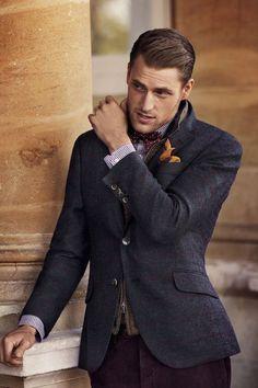 Hackett London Fall-Winter 2014-2015 Menswear (4)