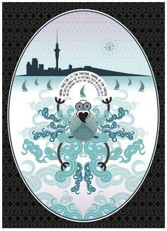 Auckland. ¨Tangaroa¨