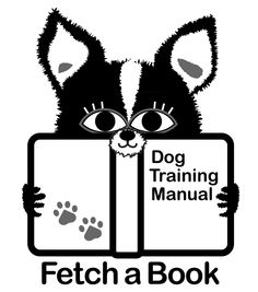 Summer reading for dogs: Dog Training Manuals. What are you reading? Fetch a Book!