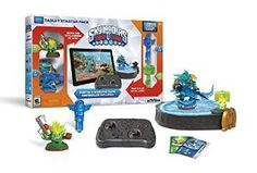 Amazon.com: Skylanders Trap Team Tablet Starter Pack – iOS, Android, & Fire OS: Video Games | OneMomsTips
