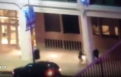 VIDEO: Dallas TV station captures cop being shot at point blank range