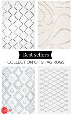 Whether you prefer pops of color or a more neutral palette, find the most popular shag rugs on a budget at Rugs USA. Choose from 1000s of styles, sizes, colors, prints and textures to make your house feel like a home. Shop now to get FREE Delivery on all orders.