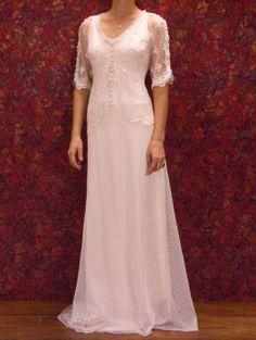 Vintage Inspired Wedding Gown Josephine - Nataya Custom Wedding Gowns