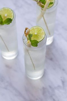 Lemongrass Gin and Tonic by @aidamollenkamp