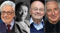 Ettore Scola, Edmonde Charles-Roux, Michel Tournier etAlan Rickman font partie des nombreuses personnalités de la culture décédées en janvier 2016.