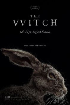 The Witch Movie Poster 2016