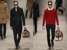 The famous British brand Burberry is going to stage its men's collection show for Spring/Summer 2014 in London soon. Burberry is going present its menswear as the part of London Collections: Men on June 18