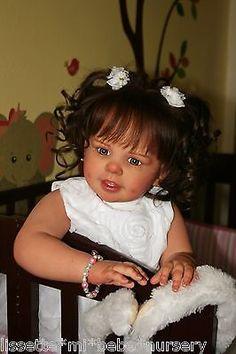 Reborn Baby Girl Toddler, Katie Marie, Anne Timmerman ~Mi Bebe Nursery~