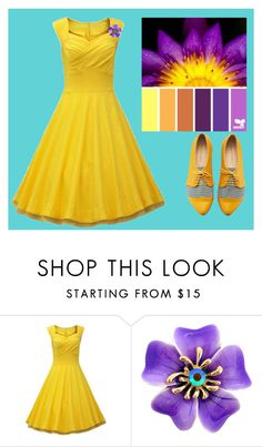 """""""A New Day Vintage Style"""" by berryco ❤ liked on Polyvore featuring vintage"""