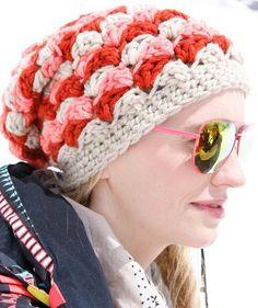 Patrón del sombrero de las mujeres libres