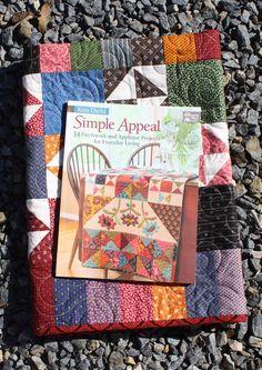 Temecula Quilt Company: Simple Scrappy Saturdays