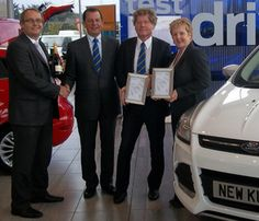EAG earned a regional Motability Dealer Award in 2013 and continue to go further for Motability customers.