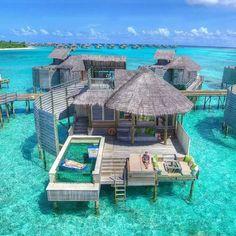 70 best honeymoon destinations in 2019 - Travel✈️ . - 70 best honeymoon destinations in 2019 – Travel✈️ - Best Honeymoon Destinations, Vacation Places, Holiday Destinations, Dream Vacations, Travel Destinations, Maldives Honeymoon, Maldives Travel, Maldives Resort, Dream Vacation Spots