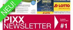 PIXX Zeitung – Newsletter mal anders!