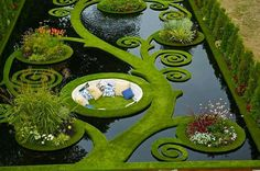 Garden Pond Couch photo only but very cool!!!