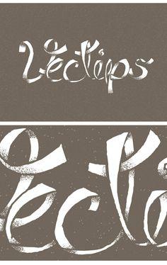 Custom Dusty Grunge Font Vector Treatment Learn how to create your own custom grunge font vector!