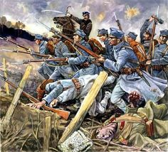 Legionnaires in the battles of Military Art, Military History, World War One, First World, Marie Curie, Ww1 Art, Ww2 Posters, Austro Hungarian, World Images