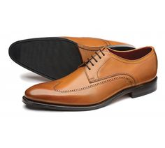76270dd13e9 Loake English shoes Leather Dress Shoes