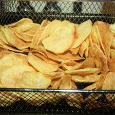 Babka ziemniaczana Snack Recipes, Snacks, Chips, Food, Snack Mix Recipes, Appetizer Recipes, Potato Chip, Meals, Potato Chips