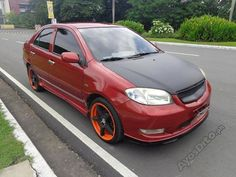 2005 toyota vios 1.3e allpower fully loaded mt