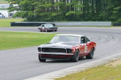 1969 Ford Boss 302 Mustang, Trans-Am. Lime Rock Historic Festival 2013
