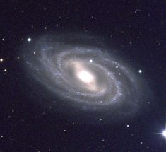 M109/ NGC 3992: A barred spiral galaxy about 90 mly from Earth in Ursa Major. NOAO image