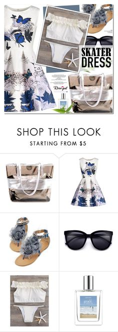 """""""Rosegal 87"""" by anyasdesigns ❤ liked on Polyvore featuring philosophy and StyleNanda"""