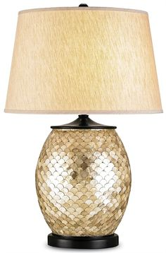 Alfresco Table Lamp from Curry & Co., available at Giorgi Brothers