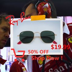 Racing is all about taking the right angles, just like these Hexagonal Scuderia Ferrari frames
