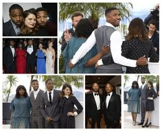 """Michael B. Jordan on Cannes: """"It's electric. It's like March Madness. It's that time of year where everyone's just in it, talking about movies."""""""