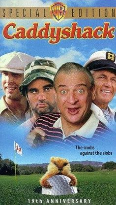 Chevy chase, Rodney Dangerfield & Bill Murray.... Need I say more