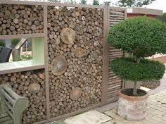 gartenausstellung st leonhard / sichtschutz holz | garden outside, Garten und bauen