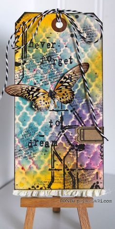 Ronda Palazzari Dream Tag: Love love love this tag!