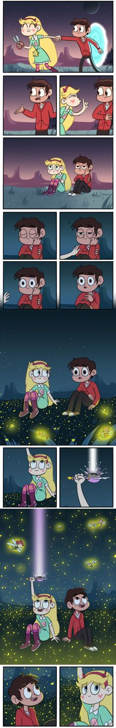 See more 'Star vs. the Forces of Evil' images on Know Your Meme! Best Cartoons Ever, Cool Cartoons, Cute Comics, Funny Comics, Starco Comics, Comic Starco, Bd Art, Disney Xd, Star Butterfly