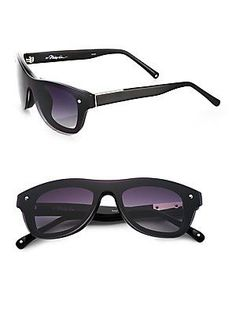 e8edddb7de 3.1 Phillip Lim - Resin Sunglasses