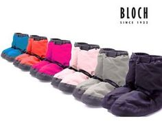 Bloch Unisex Warm Up Booties Girls Dance Boots Dance Apparel Men's ...