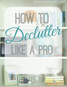 I am so ready to make some real changes in our home using these tips for decluttering that actually works. I hate feeling like I am drowning in stuff and never getting anywhere no matter how many times I clean out the closets!