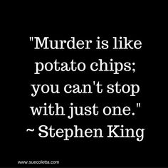 So what do I train my powers for? The word attack is just . - Stephen King - цитаты о жизни Scary Quotes, Badass Quotes, Funny Quotes, Creepy Poems, Horror Quotes, Book Quotes, Words Quotes, Me Quotes, Sayings