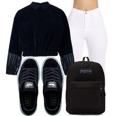 Untitled #1482 by shyannelove123 on Polyvore featuring Kolor, Puma and JanSport