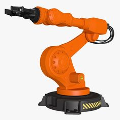 Industrial Robot Arm Model 2 Model available on Turbo Squid, the world's leading provider of digital models for visualization, films, television, and games. Spaceship Design, Robot Design, Industrial Robots, Robot Arm, Automobile Industry, 3d Projects, Outdoor Power Equipment, Digital, Models