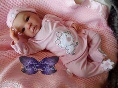 Bountiful Baby Custom made reborn baby doll of by BlueFairyBabies