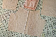 07.11.11 | 50 vestido tutorial pt. 2 por reflexões elegantes, via Flickr