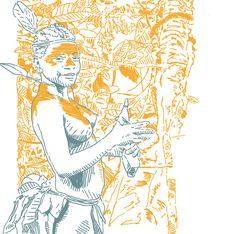 Editorial | Sebastião Salgado - Diseño II - Cátedra Gabriele (UBA) - 2015
