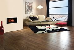 Built In Electric Fireplace, Electric Fireplace Heater, Electric Fireplaces, Virtual Fireplace, Real Wood, Three Dimensional, Wall Mount, Indoor, Interior
