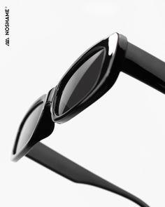 Back to Black 🕶 Γυαλιά Ηλίου Noshame Sunglasses, Black, Black People, Sunnies, Shades, Eyeglasses, Glasses